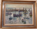 Oil painting of St.Ives by John Anthony Park - picture 1