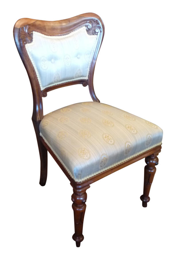 Set of 4 rosewood chairs circa 1835