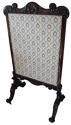Victorian rosewood fire screen circa 1850 - picture 1