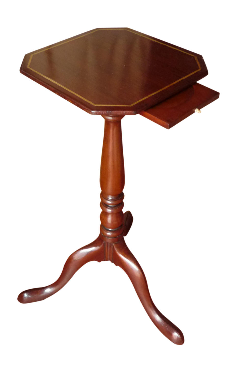19th Century Mahogany Kettle Stand c.1820